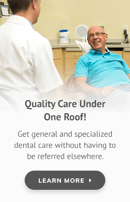 Quality Care at Assiniboine Dental Group