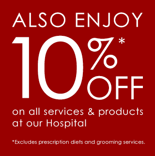 10% off with Wellness Plans