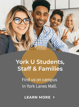 York U Students, Staff & Family
