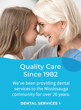 Dental Services | Creditview Dental | Mississauga Dentist