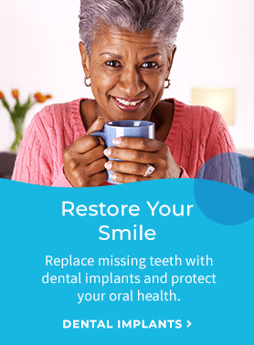 Dental Implants | Creditview Dental | Mississauga Dentist