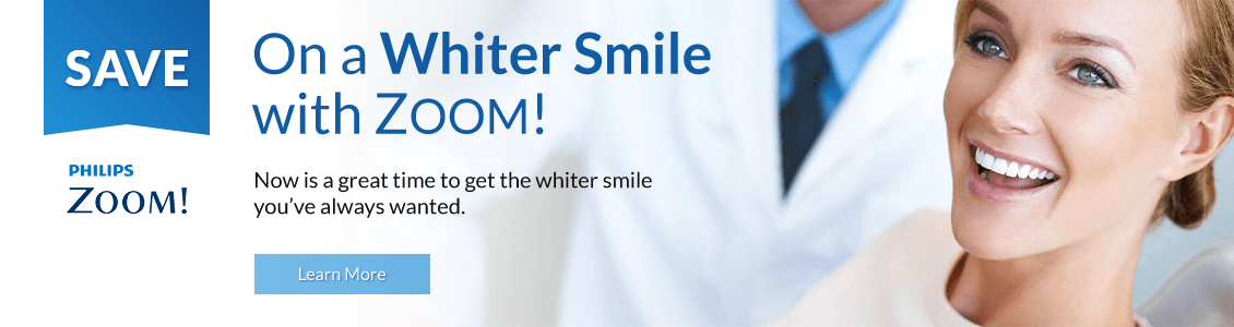 Save on a Whiter Smile with Zoom