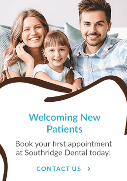 New Patients Welcome at Southridge Dental