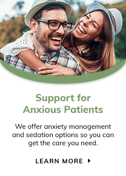 Anxious Patients | The Avenue Dental Centre | Windsor Dentist
