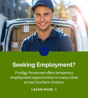 Job Seeking in Ontario and Québec with Prodigy Personnel