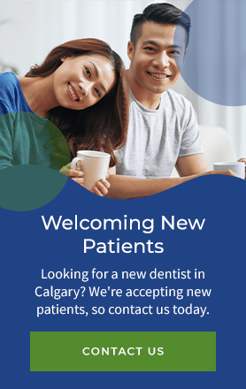 New Patients, Northeast Calgary Dentist
