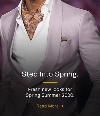 Step Into Spring 2020