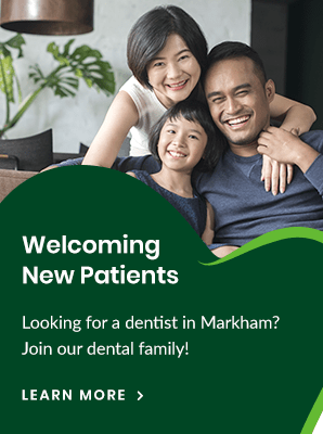 New Patients | Hunter Dental | Markham Dentist