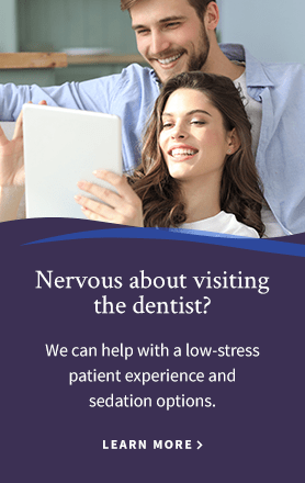 Anxious Patients | Scotia Dental | Halifax Dentist