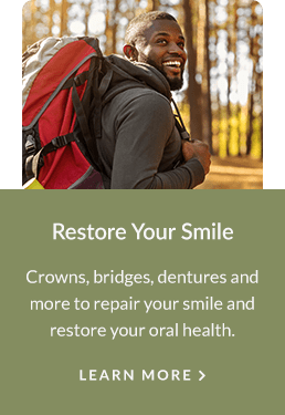 Restorative Services, Cambridge Dentist
