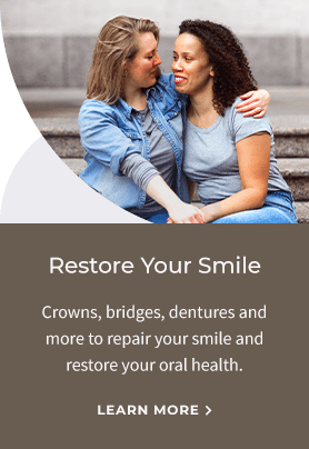 Restore, Whitecourt Dentist
