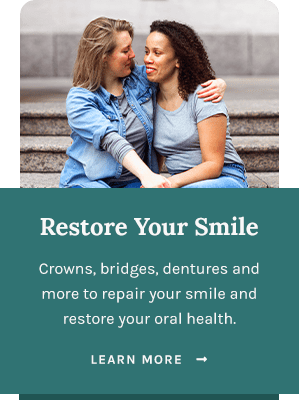 Restore, North Battleford Dentist