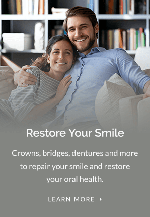 Restore, London and Aurora Dentist