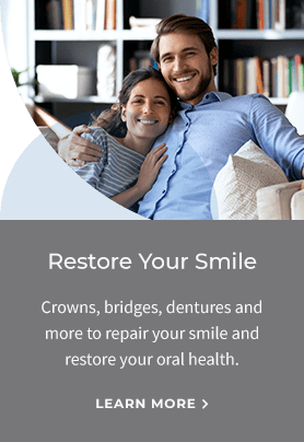 Restore, Yarmouth and Meteghan Dentist