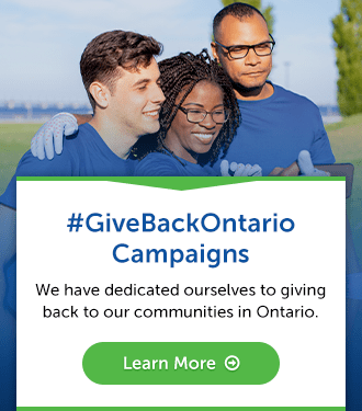Give Back Ontario