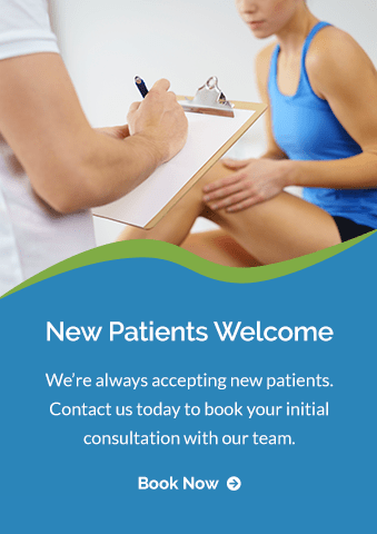 New Patients, Manotick Physioworks