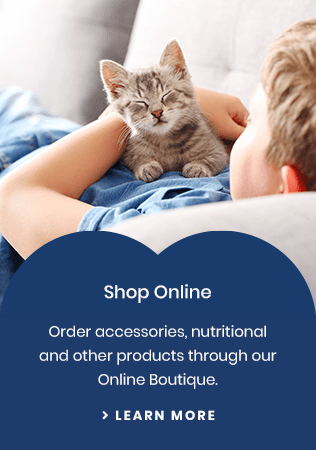 Shop Online Olds Pet Clinic | Olds, AB