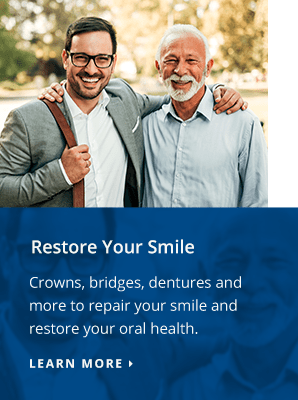 Restore, New Minas Dentist