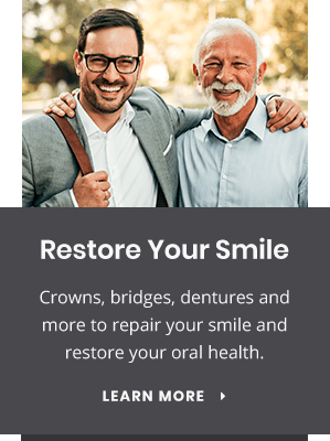 Restore, the Okanagan Valley Dentist