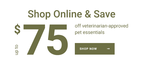 Up to $75 Off, Lake Norman Vet
