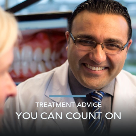 Treatment Advice from Vancouver Orthodontist Dr. Kanani